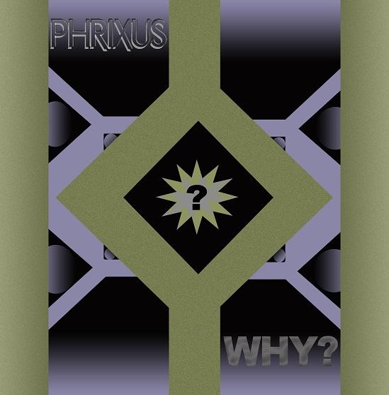 Cover van de cd Why