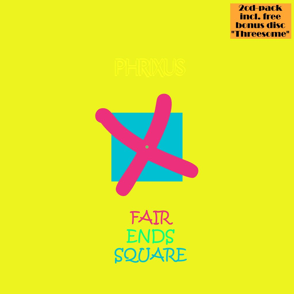 Cover van de CD Fair Ends Square